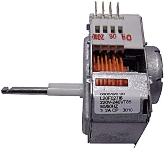Fagor - Programador lavadora Fagor L20F027I6 TD010053 0806: Amazon ...