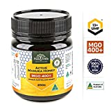 Manuka Honey MGO 400+ | Premium Quality - Australian Made | 100% Pure & Raw | Active Manukahoney Helps With Digestion - Skincare - Healing Properties and Numerous Health Benefits | 8.5oz (250G)