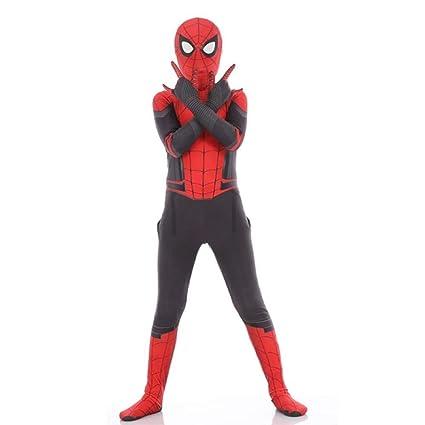 Spiderman traje de Cosplay for la fiesta de Halloween ...