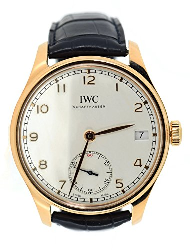 (IWC Portuguese Mechanical-Hand-Wind Male Watch IW510204 (Certified Pre-Owned) )