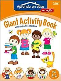 SÚPER ACTIVIDADE EN INGLÉS 3-4: Aprendo En Casa Inglés. 3 ...
