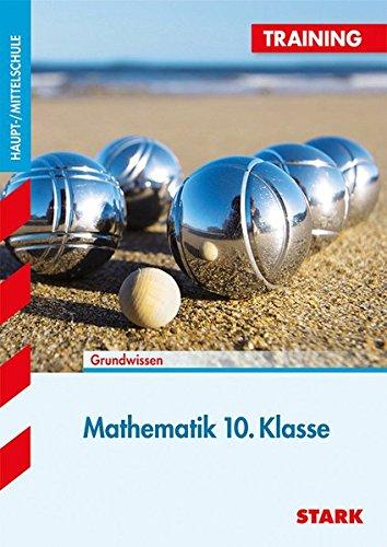 Training Haupt-/Mittelschule - Mathematik 10. Klasse