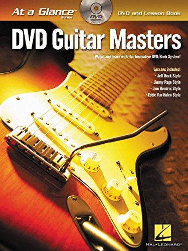 DVD Guitar Masters-at a - Softcover Method