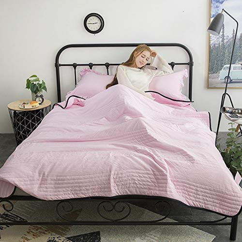 GKLKU Blanket Comforter Bed Cover Quilting Home Textiles Machine Washed...