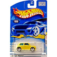 2000 First Editions -#30 Mini Cooper 2001 Card #2001-90 Collectible Collector Car Mattel Hot Wheels 1:64 Scale
