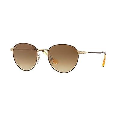 Persol Hombre 0Po2445S 107551 52 Gafas de sol, Dorado (Gold ...