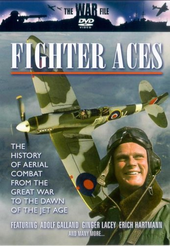 FIGHTING ACES FIGHTER AIRCRAFT OF WW2 WAR DVD BRAND NEW
