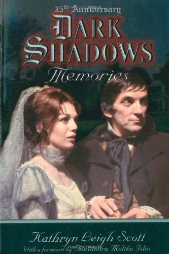35th Anniversary Dark Shadows Memories by Pomegranate Press
