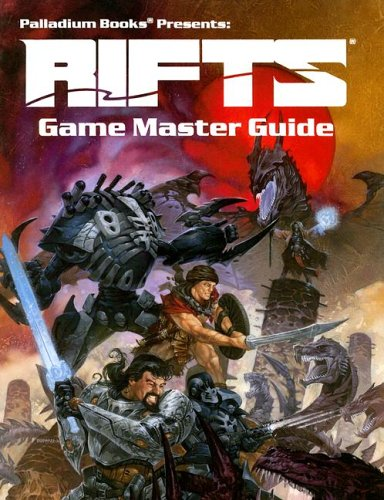 Rifts: Game Master Guide