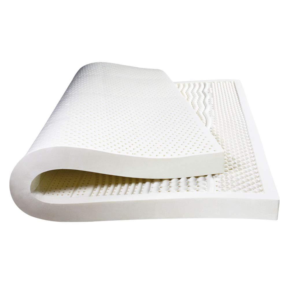 BEIGOO Memory Schaum Futon Matratze,Tatami Faltbare Bequemes Weich Atmungsaktive Anti-Rutsch Topper Geeignet Für Studentenwohnheim Home-100x200cm(39x79inch)-7.5cm