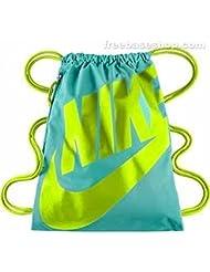 Nike Heritage Gymsack (Teal/volt)