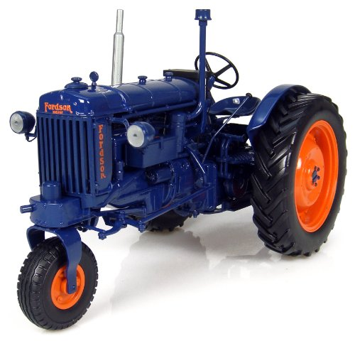 Ford E27N Tricycle Row Crop Tractor