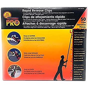 Amazon Com Pro No Ladder Rapid Release 50 Holiday Lights