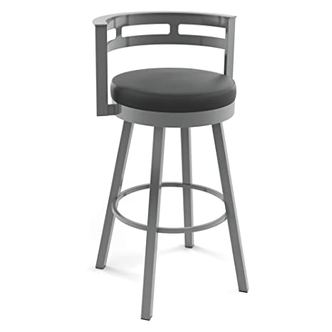 Awe Inspiring Amazon Com Amisco Render 27 In Swivel Counter Stool Evergreenethics Interior Chair Design Evergreenethicsorg