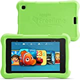"Fire HD 6 Kids Edition Tablet, 6"" HD Display, Wi-Fi, 8 GB, Green Kid-Proof Case"
