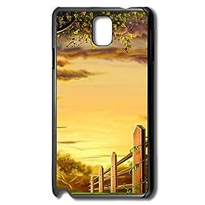 Samsung Note 3 Cases Sky Sunset Design Hard Back Cover Cases Desgined By RRG2G