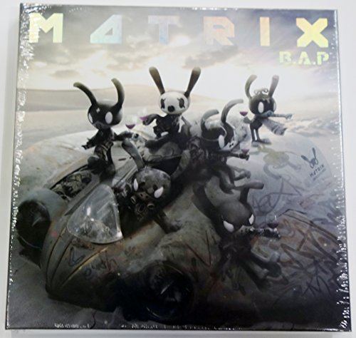 Bap CD Covers Bap 1004 Album Cover