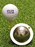 Tin Cup Official NYPD Golf Ball Custom Marker