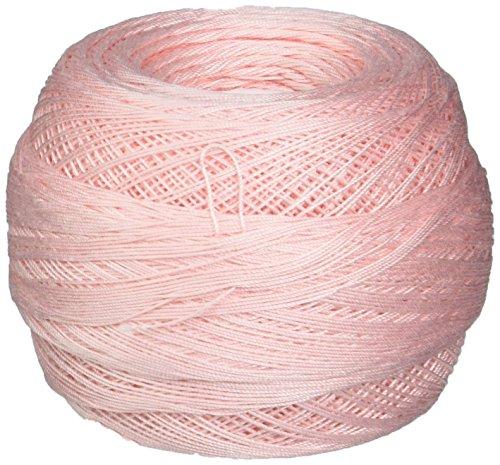 DMC 167GA 30-818 Cebelia Crochet Cotton, 563-Yard, Size 30, Baby - Dmc Thread Crochet