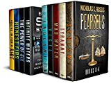 The Complete Bundle of Pearseus & Exciting Destinies: 5 Sci-Fi Fantasy Novels And Over 30 Speculative Fiction Short Stories