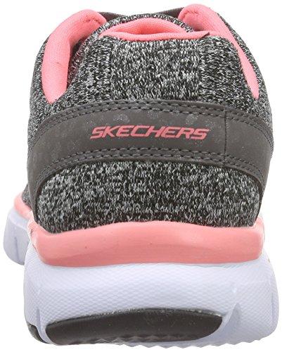 Schwarz Skechers Sneaker End Bkcl nbsp;West Flex Damen Skech fOCOxqwTB