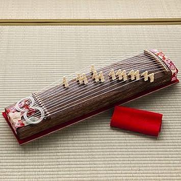 """Amazon 琴 こと 観賞用ミニ琴""""琴太朗君"""" 日本国内に現存する数少ない ..."""