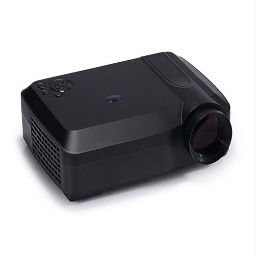 ZDNP 3D Inicio proyector HD, Mini projector1280 * 768 ...