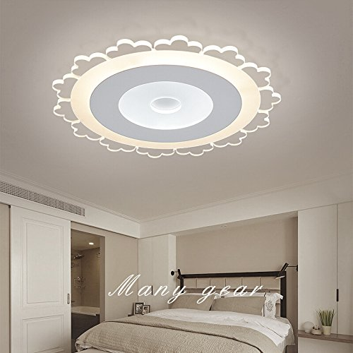 Kang @ moderna lámpara de techo para dormitorio, Salón ...