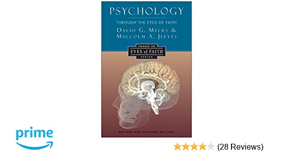 psychology through the eyes of faith chapter summaries