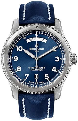 Breitling Navitimer 8 Day Date 41 Steel Men's Watch A4533010/CA10-207X ()