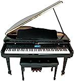 Suzuki 88-Key Digital Pianos - Home MDG-400 bl