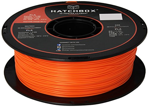 HATCHBOX-PLA-3D-Printer-Filament-Dimensional-Accuracy-003-mm-1-kg-Spool-175-mm-Orange