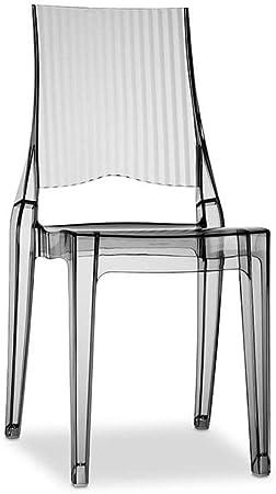chaise glenda noir italie