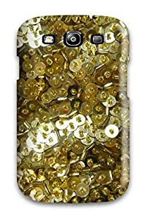 BrewerEdward Case Cover Protector Specially Made For Galaxy S3 Glittery Sequin