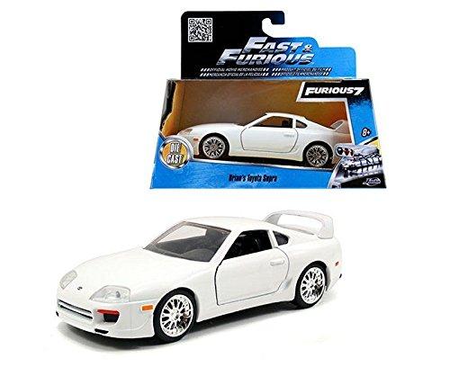 toyota supra model car diecast - 5