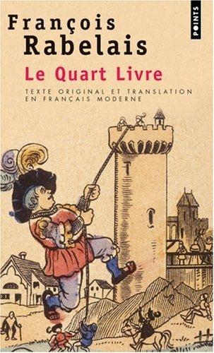 Le Quart Livre [Pdf/ePub] eBook