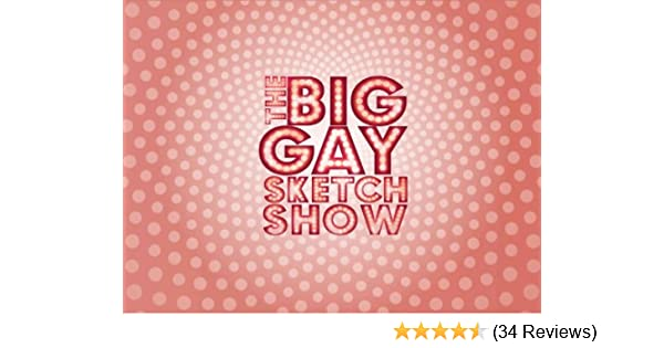 Große schwule Comedy-Sketch zeigen lesbische Speed-Dating