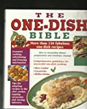 The One-Dish Bible Cookbook, Publications International Staff, 1412721563