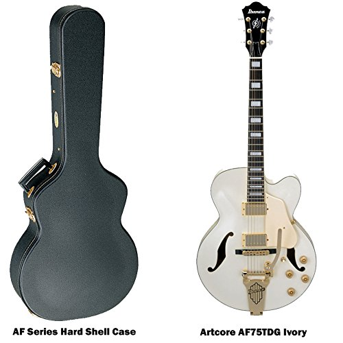 Ibanez Artcore AF75TDG Hollowbody Guitar, Ivory, w/, used for sale  Delivered anywhere in USA