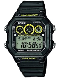 Watch Casio Collection Ae-1300wh-1avef Men´s Black