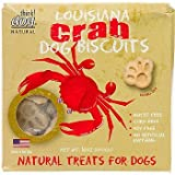 think!dog Crab Dog Biscuits, My Pet Supplies