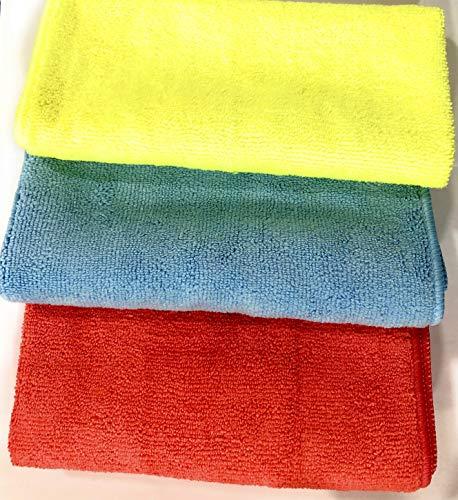 3M Car Care Microfiber Cloth (3 Pieces) 5