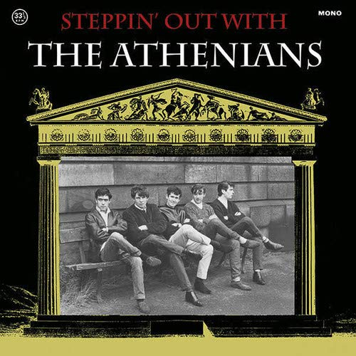 Vinilo : The Athenians - Steppin' Out With The Athenians (Limited Edition, Remastered)