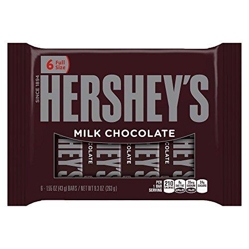 Hersheys Milk Chocolate pack 1 55 product image