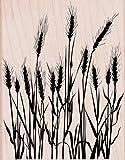 Hero Arts Woodblock Stamp Silhouette Grass