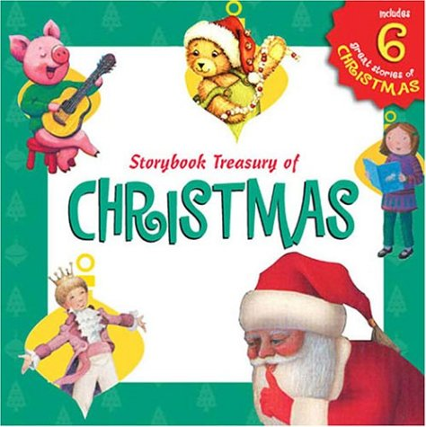 Storybook Treasury for Christmas (Storybook Treasuries) pdf epub