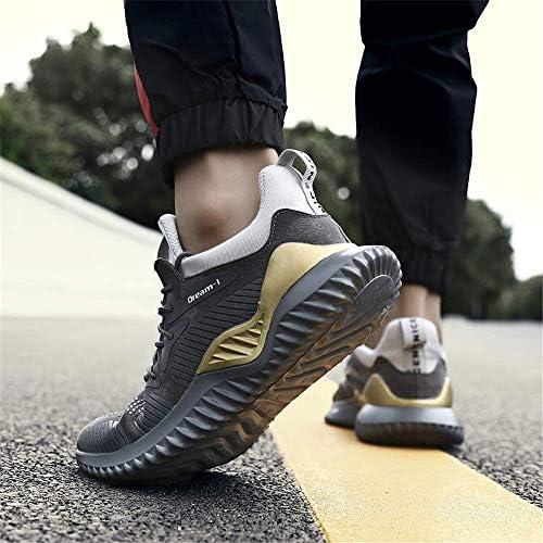 男性用シューズ、最新の快適な靴ひも大人用男性用カジュアルシューズライトフラットシューズ男性用通気性カジュアルシューズソフトボトムスニーカー
