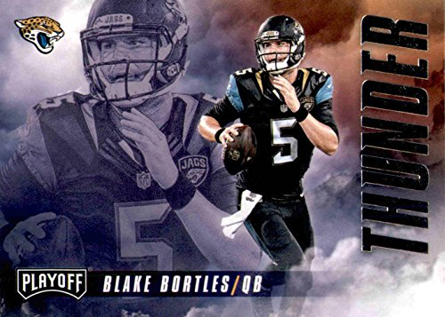 2016 Playoff Thunder and Lightning #TLBR Blake Bortles Allen Robinson Card