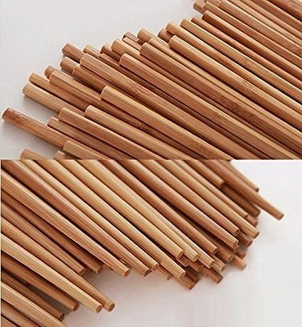 Amazon.com: Palillos chinos de madera, 10 pares de regalos ...