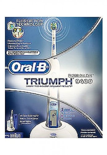 Braun Triumph Professional 9400 Toothbrush